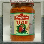 Ajvar Hot Makedonsko Oro 24oz