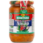 Ajvar old village 670g Kostana Hot