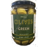 Green Olives 410g ANGEL