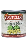 Artichoke Hearts Quartered 5lb 8oz Castella