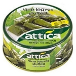 Vine Leaves Stuffed w/ rice 397g Attica