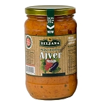 Ajver Vegetable Spread Biljana Makedonski 670g Mild