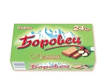 Borovec Hazelnut Wafers 550g Bulgarian