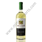 Bucuria Muscat Ottonel Semi sweet wine 750ml