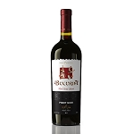 Bucuria Pinot Noir Red Semi Dry wine 750ml