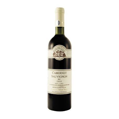 Domeniile Tohani Cabernet Sauvignon 750ml Wine