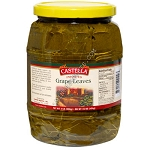 Grape Leaves 1lb By: Castella