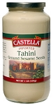Tahini Ground Sesami Seeds 12oz Castella