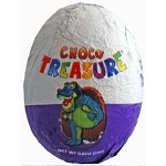 Choco Treasure Surprise Chocolate Egg 23g