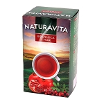 Cranberry and Pomegranate Tea By: Naturavita 20 x 2.3g bags