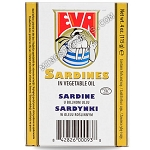 Eva Sardines in Vegetable oil 115g
