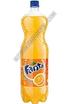 Fanta Soda Orange 2L Bottles Europe