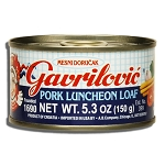 Gavrilovic Pork  Luncheon Loaf Mesni (150g Pack of 2)