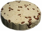 Almond Halva Handmade 1lb package