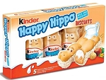 Kinder Happy Hippo Hazelnut 20.7g x 5
