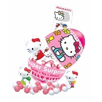 Hello Kitty Choco Treasure Surprise Chocolate Egg 23g