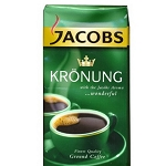 Jacobs Kronung coffee Choose Size & Flavor