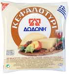 Kefalotiri Greek Sheeps Cheese 1lb Cut from our Deli  Dodoni