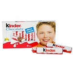 Chocolate, Kinder Chocolate 100g