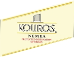 Kouros Nemea Greek Red Wine 750ml
