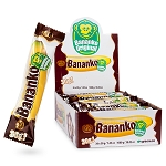 Bananko Chocolate covered banana 30g By: Kras
