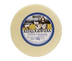 Kefalograviera Greek Cheese 1lb wheel By: Krinos
