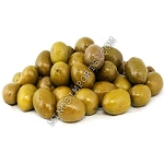 Large Green Cracked Olives 1lb From Deli