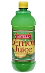 Lemon Juice, 32fl. oz Castella