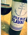Litte Blue Plavac Dalmatia Coastal Vineyards 750ml