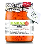 Mama's Ajvar Hot Homemade 19oz