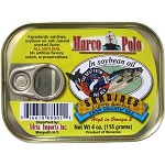 Marco Polo Sardines in Soybean Oil 115g
