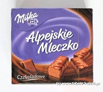 Milka Alpejskie Mleczko Marshmallow Covered Chocolate 350g