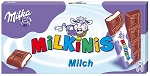 Milka Milkinis Strawberry 80g