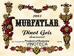 Murfatlar Pinot Gris White Wine 750ml