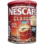 Nescafe Classic Decaf Coffee 200g
