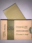 Granny's Organic Line Olive Oil Soap | Imported and Handmade in Greece | 120g Bar