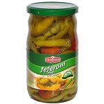 Fefferoni Peppers Mild 21oz by: Podravka