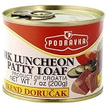 Podravka Pork 200g Luncheon loaf