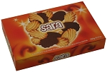 Sara Tea Biscuits with Cocoa Coating 260g Kras