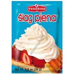 Slag Pjena whipped topping powder (milk) 36g By: Dolcela