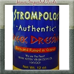 Dressing Greek Strompolos 12oz Authentic