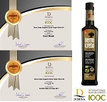Organic Extra Virgin Olive Oil Terra Creta 500ml Fancy bottle