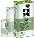 Terra Creta extra virgin olive oil 5L Can Traditional
