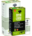Terra Creta 1L CAN PDO Extra Virgin Olive Oil  Kolymvari Estate