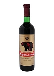 Bear Blood Semidry Red Wine 750ml