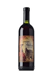 Czarina Milica semi dry red wine 750ml