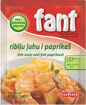 Fish Soup & Paprikas 60g Fant Seasoning By: Podravka