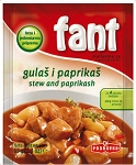 Stew & Paprikash 65g Fant Seasoning By: Podravka