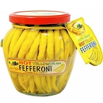 Fefferoni Yellow Hot 550g by: Vava