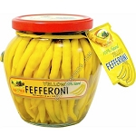 Fefferoni Yellow mild 550g by: Vava